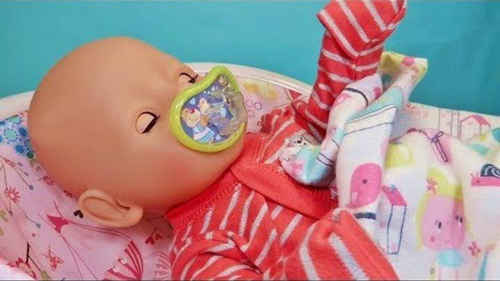 Куклы Пупсики. Беби Бон Мальчик Кушает. Утро Пупса. Детский Канал Зырики ТВ Игрушки для Девочек