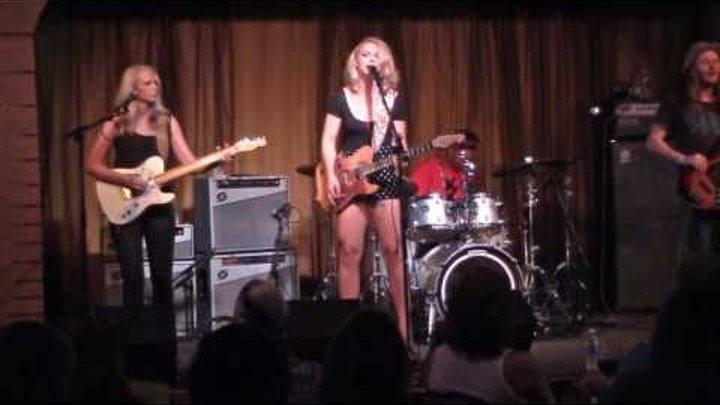 "Samantha Fish w/Sara Morgan -""Blood In The Water"" - The Lark, Hastings, NE - 7/17/16"