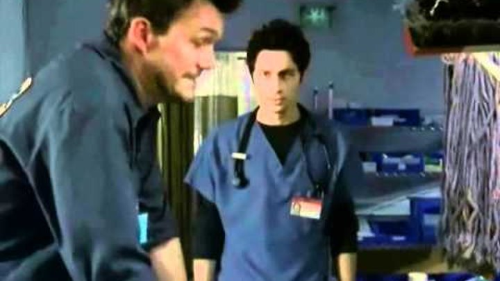 Уборщик.Клиника.1 сезон (Janitor.Scrubs.1 season.RUS).part 1