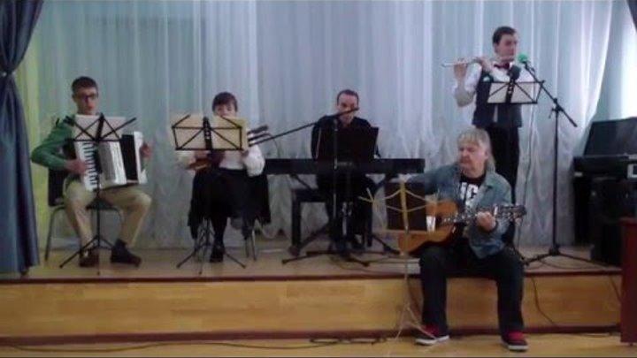 Евгений Дога Eugeniu Doga - Портрет жены художника