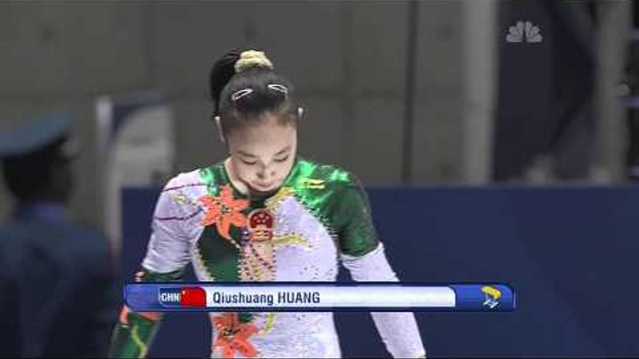 2011 World Gymnastics Championships AA Part 1 HDTV 1080i