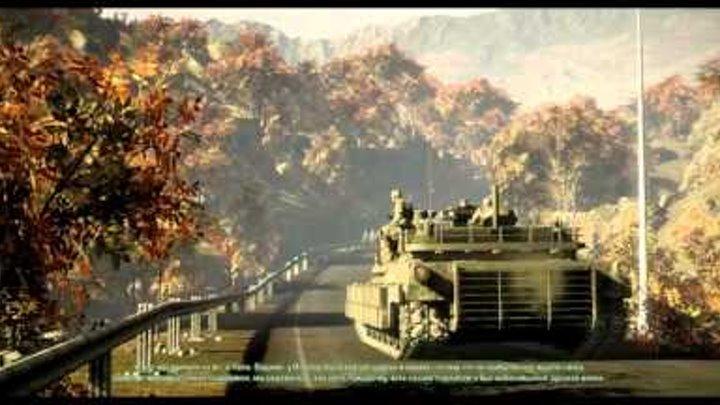 """6 Battlefield Bad Company 2 - """"Снежная Слепота - Тяжёлый металл - Особо ценный объект"""""""