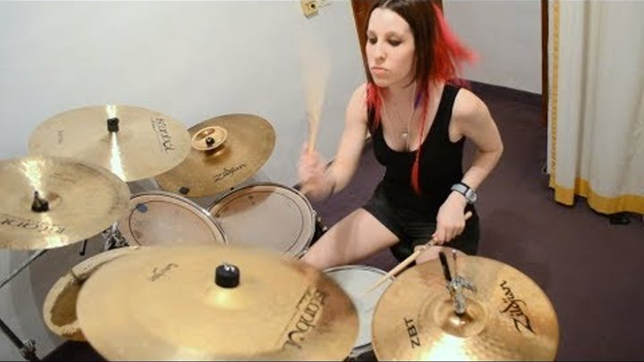 "Bring Me The Horizon ""Chelsea Smile"" Drum Cover (by Nea Batera)"