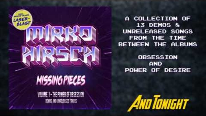Mirko Hirsch - Missing Pieces Volume 1 - The Power of Obsession - TEASER / PROMO