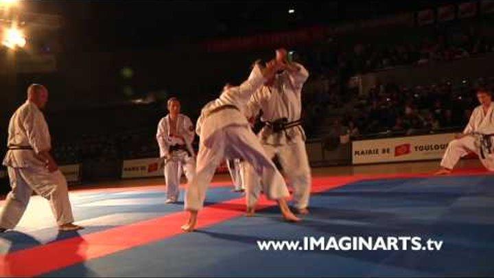 Nihon Tai Jitsu : Shaolin la Nuit 2011