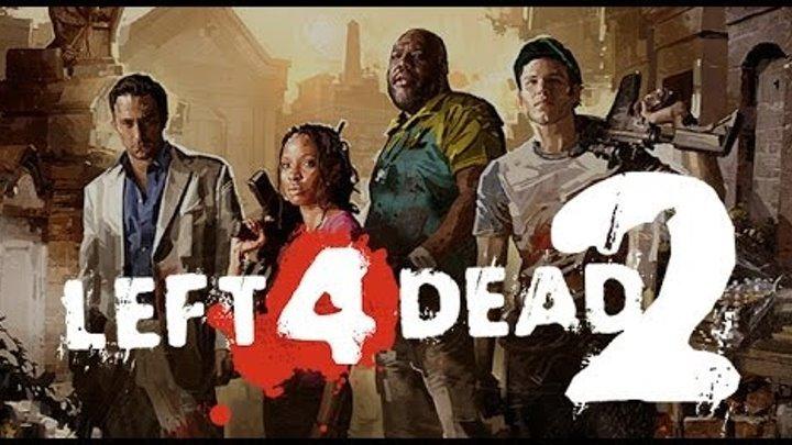 Left 2 Dead 2 Coop:BSP, Boni, Dian, Miker