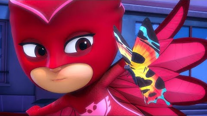 Герои в масках PJ Masks | Супер клипы 3 | 30 минут | мультики для детей