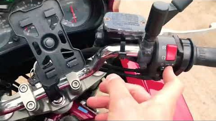 Yamaha XJ900S Diversion Europe