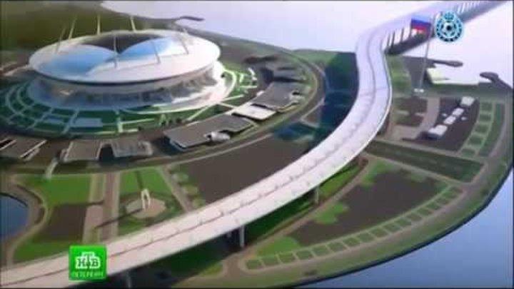 Транспортная доступность стадион на Крестовском