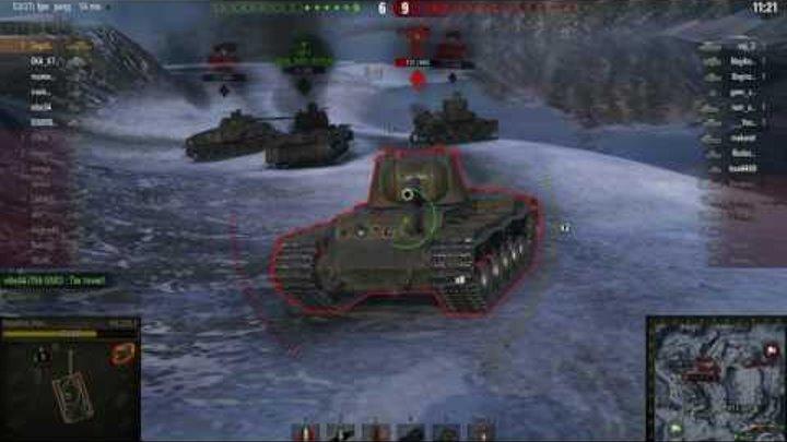 World of Tanks | КВ-220-2 | КОЛОБАНОВ & ПУЛ | выпуск 121