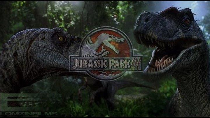 Телеканал ТВ-3 - Парк Юрского периода 3 (Jurassic Park 3) - Промо (LomzinFilms) 2017