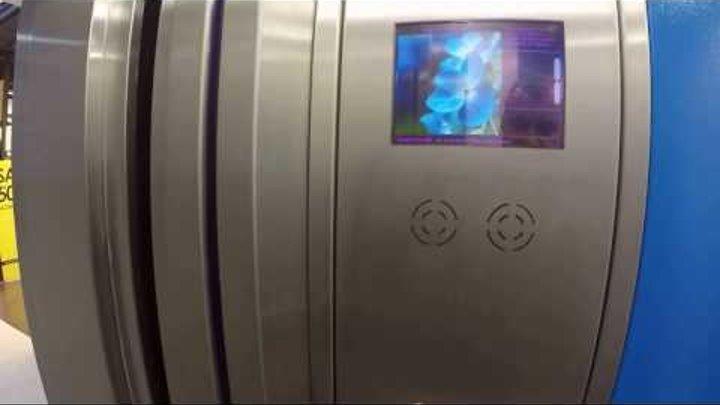 Лифт в Торговом Доме НЕНМАН Гродно