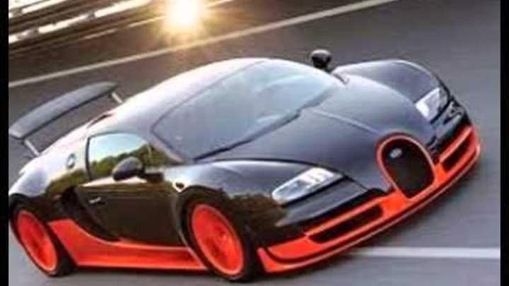 Самые крутые гоночные машины