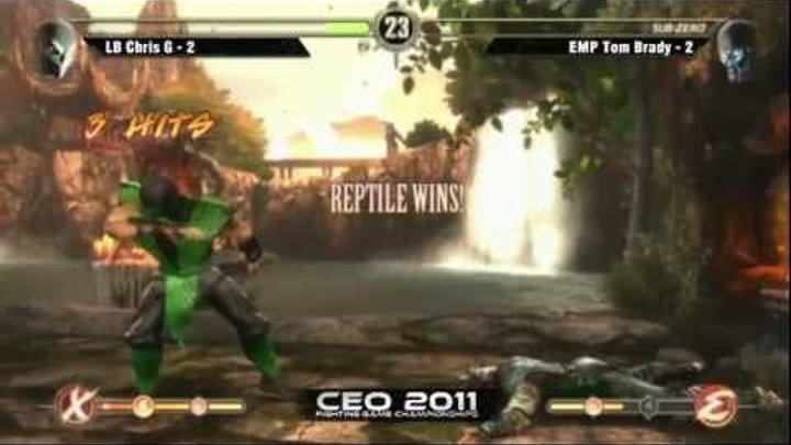CEO 2011 - Mortal Kombat 9 - Grand Finals (part 2)