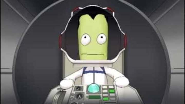 First Timers, a kerbal space program short animation