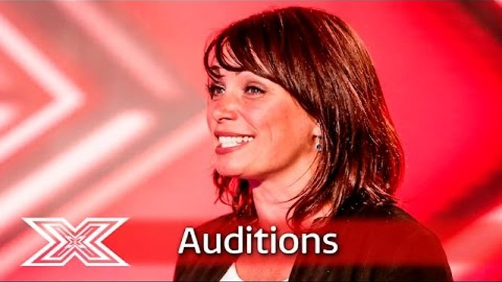 Is this Rebekah Ryan's new beginning? | Auditions Week 1 | The X Factor UK 2016