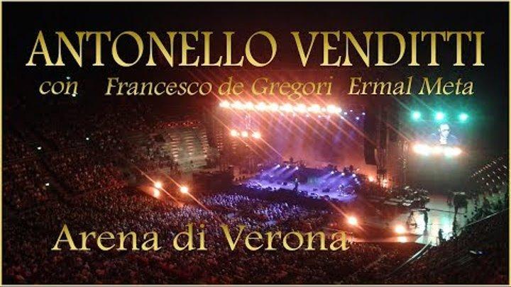 Antonello Venditti Arena di Verona 23 09 2018