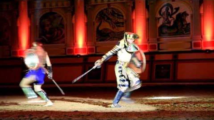 Гладиаторы Рима Заговор Богов