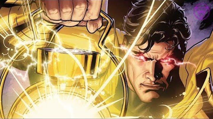 Злой Супермен: ПАРАЛЛАКС-СУПЕРМЕН против СИНЕСТРО. Битва за Квард! \ DC Comics. Финал истории