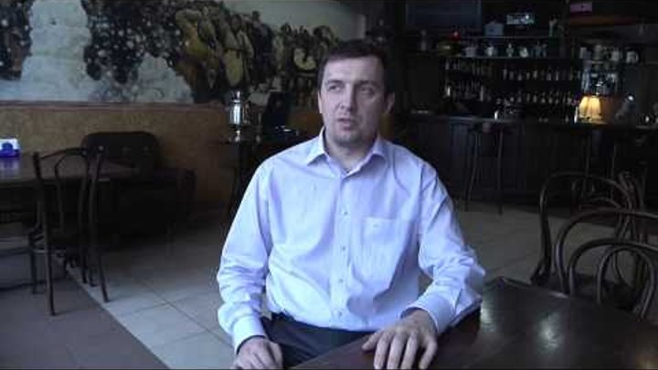 Александр Герасимов о Фестивале Шаг вперед
