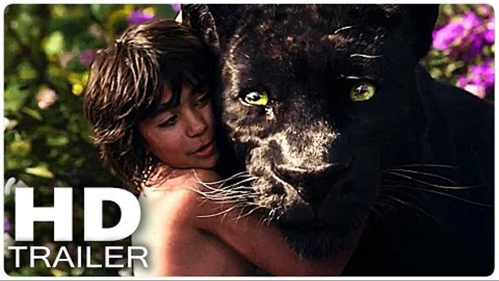 THE JUNGLE BOOK Trailer 2 | Disney Movie 2016