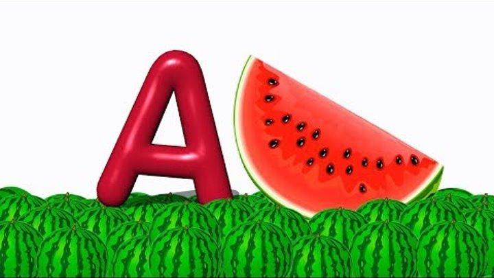 Алфавит для детей Развивающие мультики Учим алфавит для самых маленьких Буквы от А до я