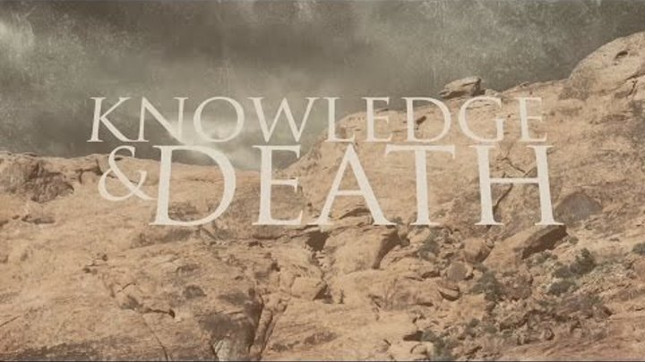 ART X - Knowledge & Death (OFFICIAL LYRIC VIDEO)