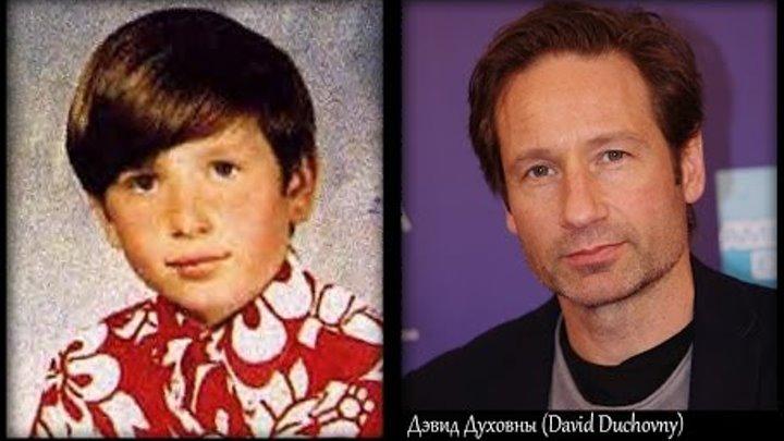 Блудливая Калифорния - актеры в детстве, молодости и сейчас | Дэвид Духовны и др. (Californication)