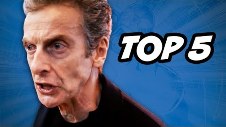Doctor Who Series 8 Episode 10 and Finale Trailer Breakdown