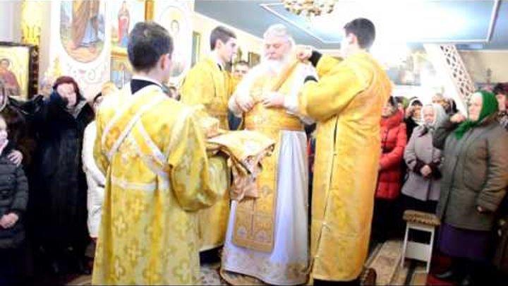 19 - грудня - служба в церкві Святого Миколая