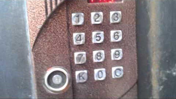 Домофонная Система Цифрал ССD 20.Подключение квартир и запись ключей самостоятельно.
