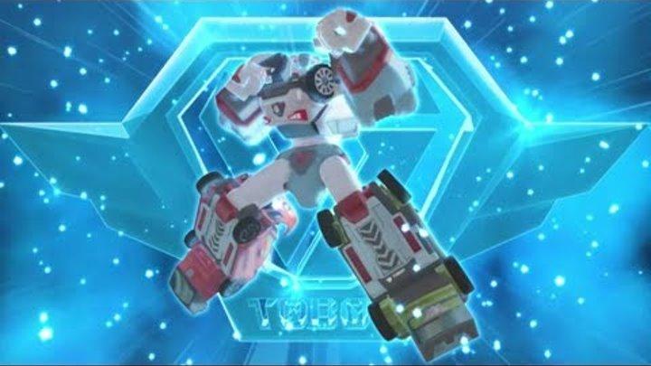 Тоботы 4 сезон - Новые серии - 3 Серия Ни сна, ни отдыха   Мультики про роботов трансформеров