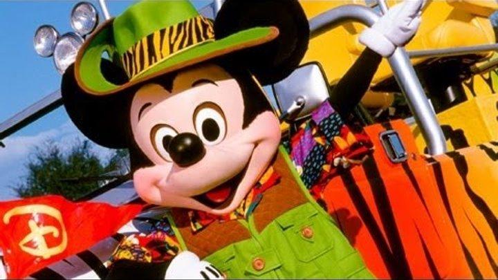 ♥♥ Mickey's Jammin' Jungle Parade at Walt Disney World's Animal Kingdom! (in HD)