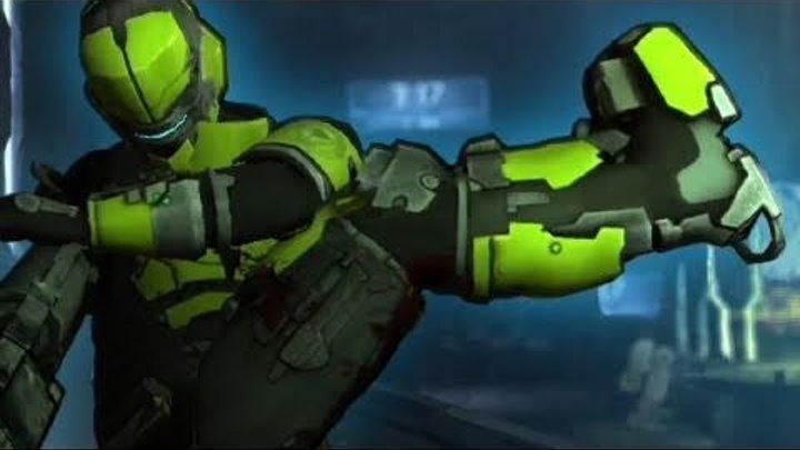 Dead Space 2 - Multiplayer Sprawl Security Team Gameplay (2011) | HD