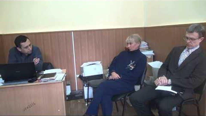 Допрос бандитки Инессы Тарвердиевой в Ростове