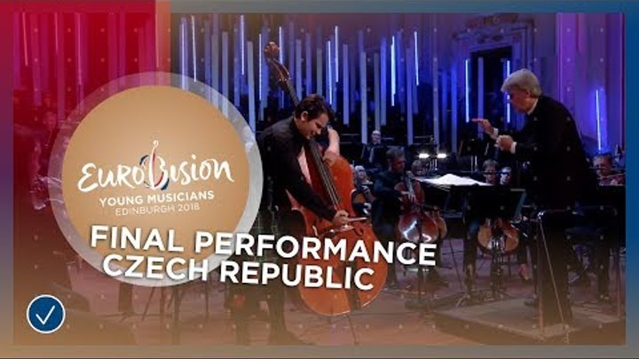 Indi Stivín - Czech Republic - Final Performance - Eurovision Young Musicians 2018