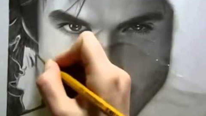Девки рисуют парней смотреть — 2