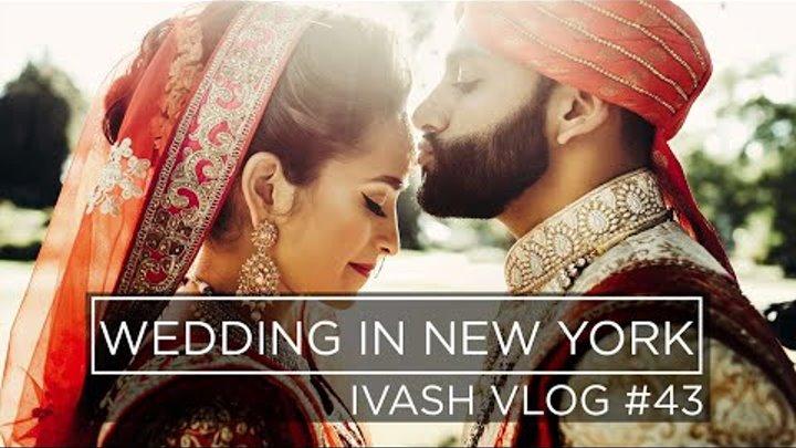 Индийская свадьба в Америке! Как фотографировать индийские свадьбы! VLOG #43 Indian Wedding in NYC