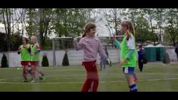 Визитка Минск-2005 девочки с турнира Весенний Буслик-2015