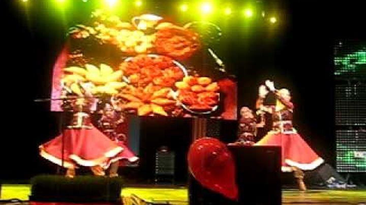 "Novruz Bayram 2010 ""Soydash"" dance Shamaxi in Millennium theater"