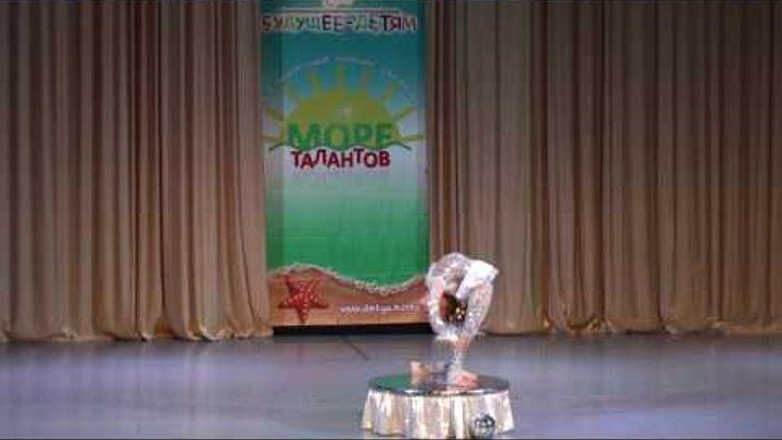 """""""Гран-призёр""""""""Море талантов""""Лерочка Мисюра.""""Нежный Ангел"""""""