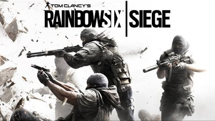 Анонс даты выхода Tom Clancy's Rainbow Six: Siege