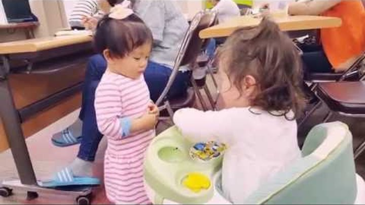 #ЮжнаяКорея(на русском): что делают дети, пока мамы изучают корейский язык