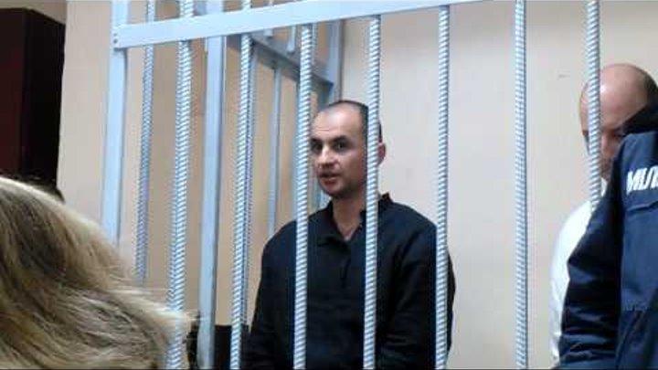 Суд над Спартаком. 19.11.15. Речь Спаратака Головачёва в суде.