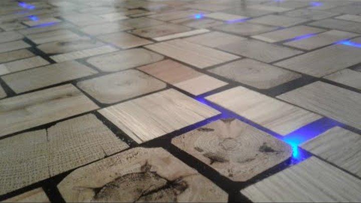 Столешница из эпоксидной смолы. DIY. Home made. Epoxy Resin Table.