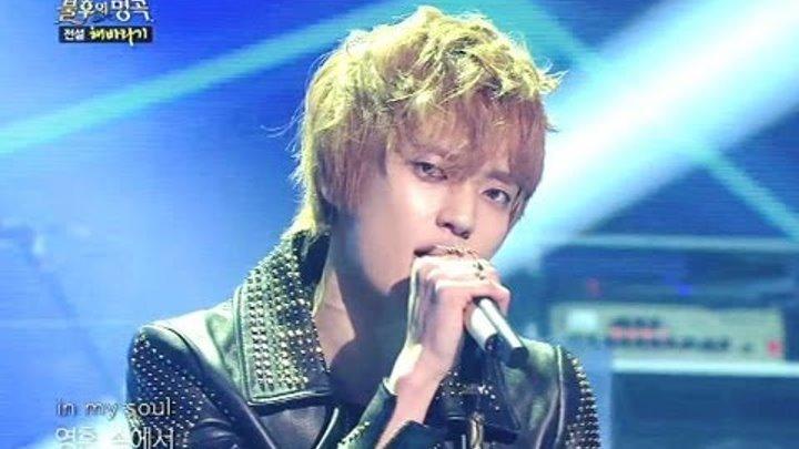 Immortal Songs Season 2 - Teen Top - My Hear's Jewel Box | 틴탑 - 내 마음의 보석상자 (Immortal Songs 2 / 2013.04.27)