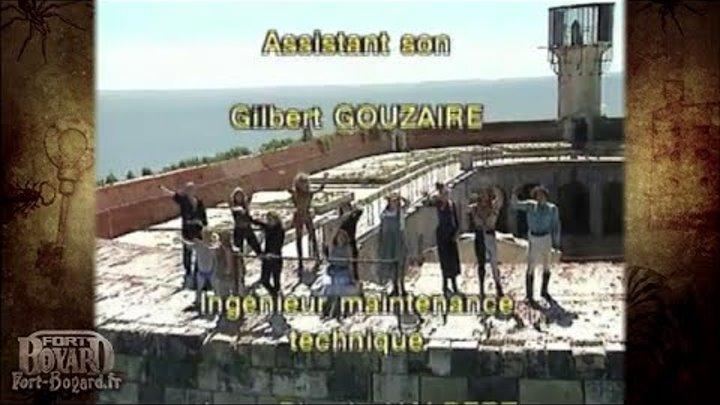 Fort Boyard 1990 - Générique de fin (1ère version)