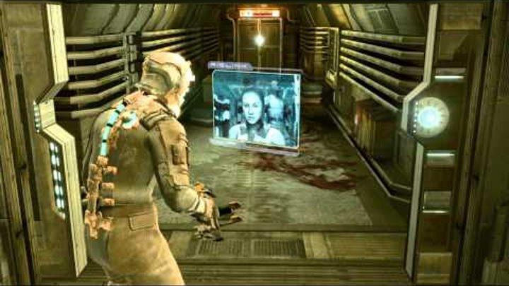 Прохождение Dead Space (живой коммент от alexander.plav) Ч. 3