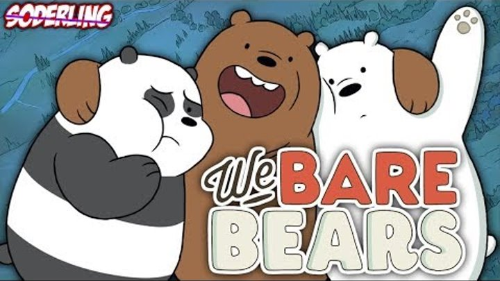 [Cartoon Обзор от Soderling'а] We Bare Bears | Мы Обычные Медведи