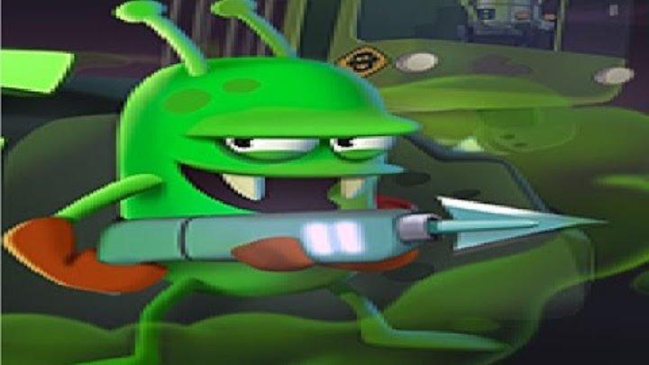 Охотники на зомби #2 игра как мультик для детей про Ловцов зомби #Мобильные игры